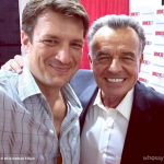 Nathan fillion a Toronto
