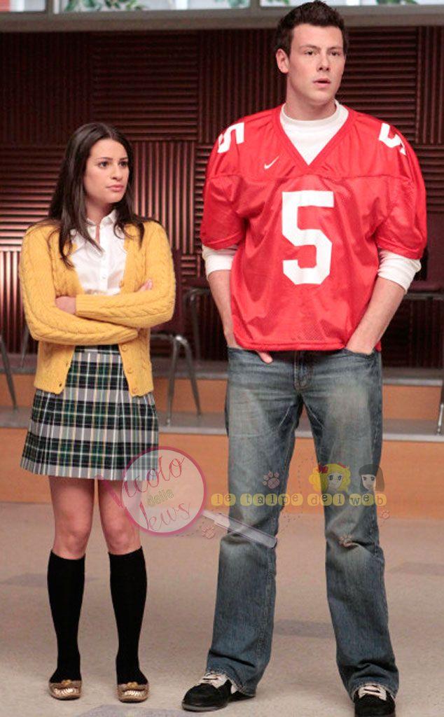Lea Michele e Cory Monteith   Il Vicolo delle News