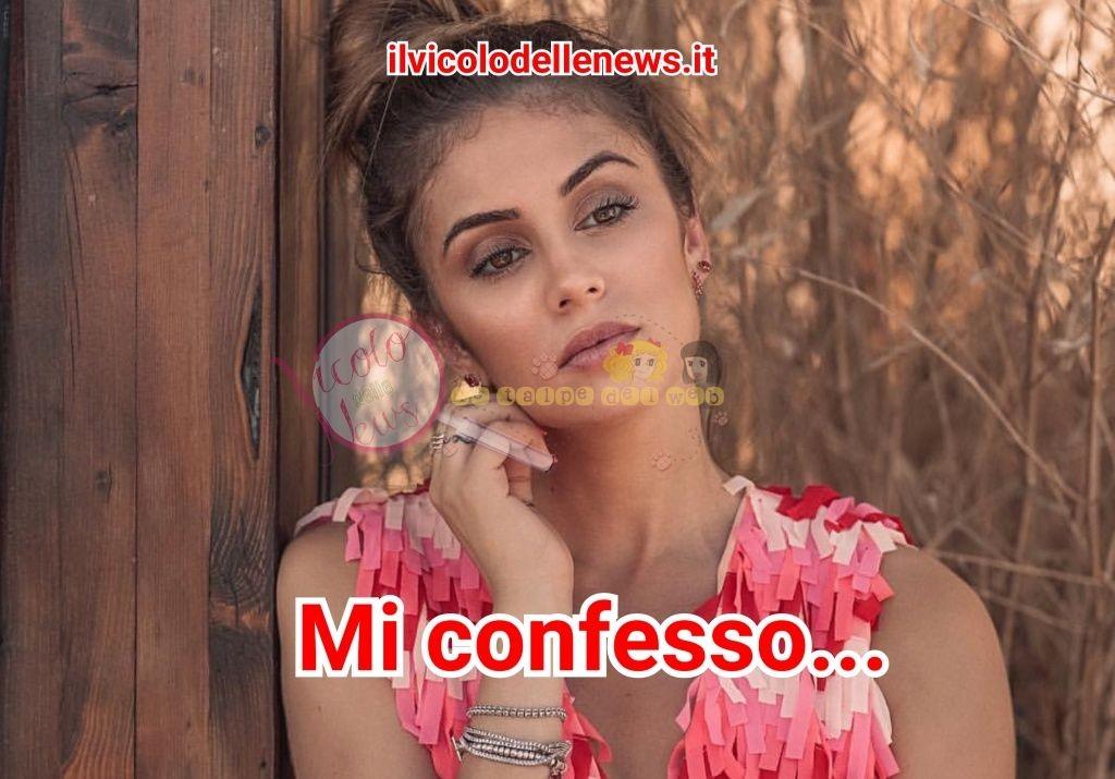 'Uomini e Donne' Giulia Latini si confessa: sta con il ...