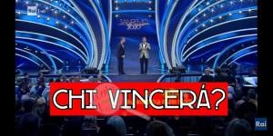 Sanremo 2020 vittoria